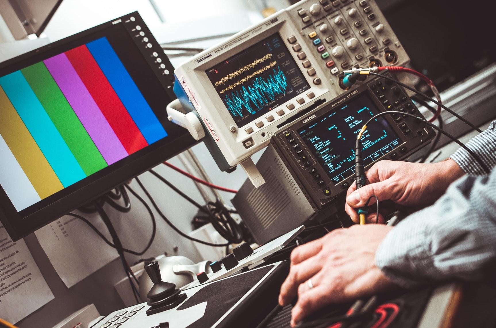 Coherent Technology - Test & Measurement System Development